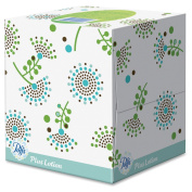 Puffs Plus Lotion Facial Tissues, Cube, 6 boxes