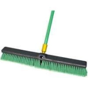QuickieProducts 60cm In/Outdoor Pushbroom, Sold as 1 Each