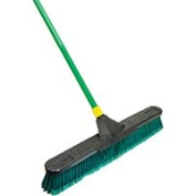 QuickieProducts 60cm In/Outdoor Super Pushbroom, Sold as 1 Each