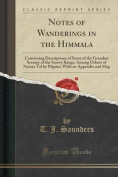 Notes of Wanderings in the Himmala