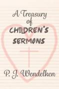 A Treasury of Children's Sermons