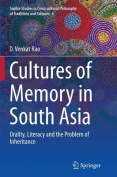 Cultures of Memory in South Asia