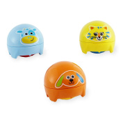 NEW! Bruin Infant 3 Pack Wacky Waddlers Friends