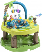 Plastic ExerSaucer Triple Fun Saucer in Life in the Amazon