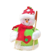 Welcomeuni Decoration Home Party Santa Claus Christmas Ornaments Doll
