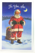 Christmas Card For Son(For You, Son)American Greetings ea