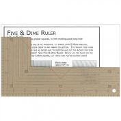 Kansas Troubles Five & Dime Ruler