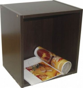Chocolate Mini Storage Cube