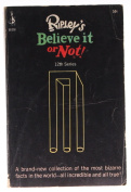 Ripleys Believe it or Not Book Edition [Paperback]