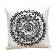 Usstore Pillow Case Pillowslip Home Decor Fashion Printing Cover Gift