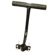 Bicycle Armrest Handrail, YIFAN Bike Child Safety Cycling Rear Saddle Handlebar - Black
