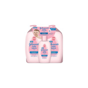 Johnson's Baby Lotion Value Pack (2 - 800ml, 1 - 270ml) - Sam's Club