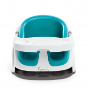 Ingenuity Baby Base 2-in-1 Seat, Peacock Blue
