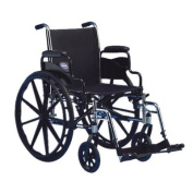 Tracer SX5 Lightweight Manual Wheelchair Seat Size