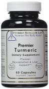 Premier Turmeric, (500mg) 60 Vegetarian Capsules.