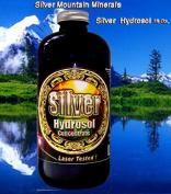 Silver Hydrosol 470ml 240 ppm, Silver Mountain Minerals