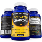 Natures True Medicine Activated Charcoal Capsules