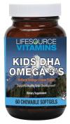 LifeSource Vitamins Kids DHA Omega 3's