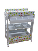 Bebe Style Baby Portable Changer Unit (Dresser) & Bath