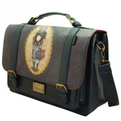 Santoro Gorjuss Chronicles Satchel - The Hatter