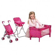 Baby Doll Nursery Playset