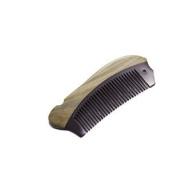 Silentrees Natural Sandalwood Buffalo Horn Anti-static Comb