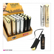 24 x Black Liquid Eyeliner Set 24-Hour Long Lasting Wholesale UK
