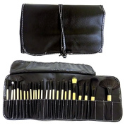 High Maintenance 24 Piece Brush Set in a Bag