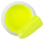 Sirio 044 colour Yellow 5 ml GLITTER GEL Bsn Professional