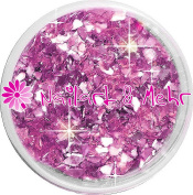 """'1 """"Socket Chrystal Shinies GS 04 Sparkling Rose... and very intense"""