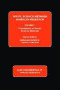 Social Science Methods in Health Research, 6v