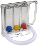 Wonder Care Deep Breathing Exerciser | Breath Exercise Measurement System | with Handle ...