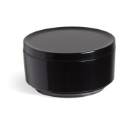 Umbra 024000-040 Step Canister Black