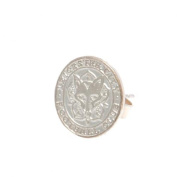 Official Leicester City FC Sterling Silver Stud Earring