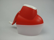 TUPPERWARE E09 Cheese Mill red white