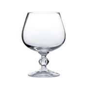 Claudia Cystal Brandy Glasses 8.75oz / 250ml - Set of 6 - Bohemia Klaudie Goblets
