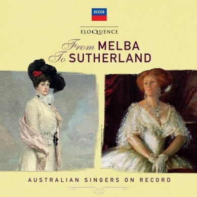 From Melba to Sutherland: Australian Singers on Record