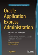 Oracle Application Express Administration