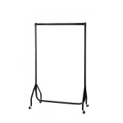 0.9m Strong Contruction Heavy Duty Steel Clothes Rail Holds up to 50kg