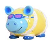 Handsome Pig Piggy Bank