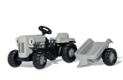 Rolly Toys 01/494/1 Rolly Kid Little Grey Fergie and Trailer Toy