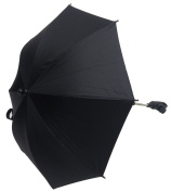 Baby Parasol compatible with Cosatto Giggle Black
