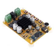 WINGONEER TDA7492 Wireless Bluetooth 4.0 2*50W 2-channel Audio Receiver Stereo Digital Power Amplifier Board Module