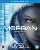 Morgan [Region B] [Blu-ray]