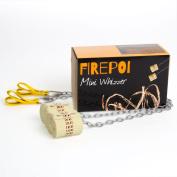 Firetoys Mini Whizzer Fire Poi