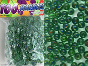 Pack of 100 Marbles Retro Classic Kids Toys Outdoor Games