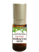 Tobacco Oud Perfume Oil. IMPRESSION of -{TF_Tobacco_Oud}* SIMILAR Fragrance Notes, 5ml Amber Glass Roller, Silver Cap; 100% Pure