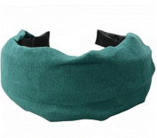 New Simple . Cloth Girl Hair Band Headband Green by Ozone48