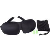 Sleep Mask Super Lightweight Best Memory Foam Comfortable Sleep Eye Mask Contoured Sleeping Eye Masks