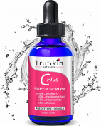 Vitamin C-Plus Super Serum for Face - All-In-One Serum with 20% Vitamin C, Niacinamide, Retinol, Hyaluronic Acid & Salicylic Acid - Reduces Fine Lines, Dark Spots & Evens Skin Tone -30ml